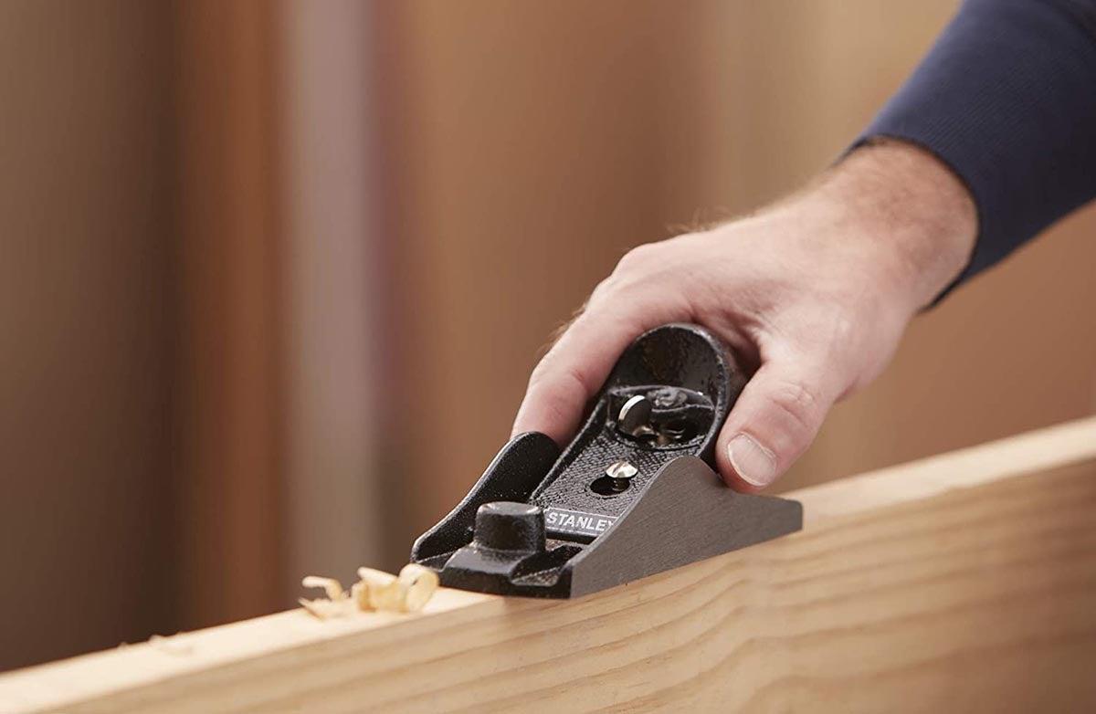 Block Planer,Newest Block Planer Woodworking Planer Chamfering Trimming Planer DIY Hand Tool Woodcraft Corners Edge Carpenter Smoothing Planer Suitable for Woodworking Worker