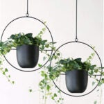 The Best Hanging Planter Option: Abetree 2 Pcs Hanging Planters for Indoor and Outdoor