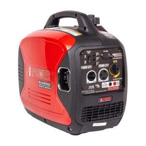 The Best Inverter Generator Option: A-iPower SUA2000iV 2000 Watt Portable Generator