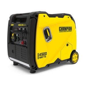 The Best Inverter Generator Option: Champion Power Equipment 200986 4500-Watt