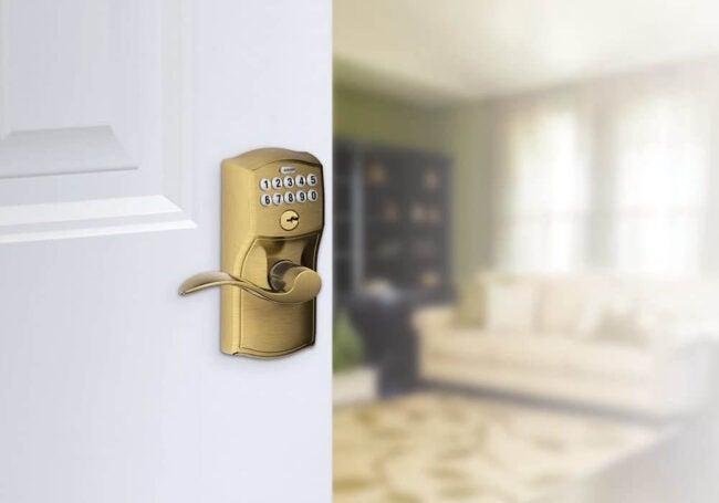 The Best Keypad Door Lock Options