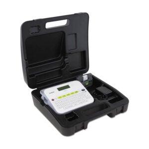 最好的标签制造商选项:Brother P-Touch PTD400VP多功能标签制造商