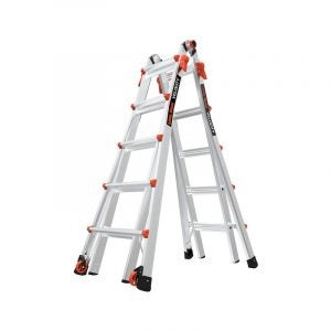 The Best Ladder Option: Little Giant 22-Foot Velocity Multi-Use Ladder