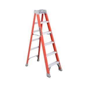 The Best Ladder Option: Louisville Ladder 6-Foot Fiberglass Ladder