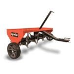 The Best Lawn Sweeper Option: Agri-Fab 45-0299 48-Inch Tow Plug Aerator and Sweeper