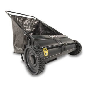 The Best Lawn Sweepers Option: Agri-Fab 45-0218 26-Inch Push Lawn Sweeper