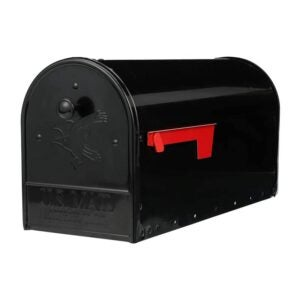The Best Mailbox Option: Gibraltar Mailboxes OM160BEC Outback Double Door