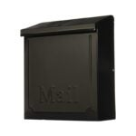 The Best Mailbox Option: Gibraltar Solar THVKB0001 Townhouse Wall Mount Box