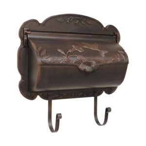 The Best Mailbox Option: Special Lite Products Hummingbird Horizontal Mailbox