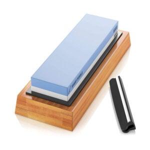The Best Pocket Knife Sharpener Option: Sharp Pebble Premium Whetstone Knife Sharpening Stone
