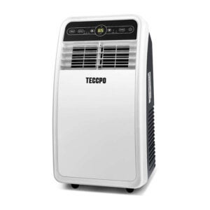 The Best Portable Air Conditioner Option: TECCPO Portable Air Conditioner TAK04C