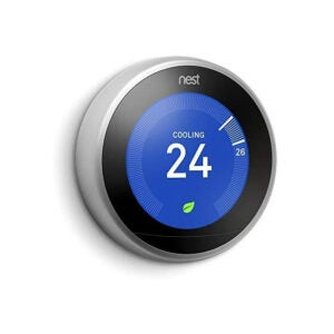 The Best Programmable Thermostat Option: Google Nest Learning Thermostat
