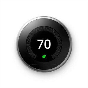 The Best Programmable Thermostat Option: Google Nest Thermostat