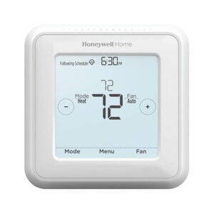 The Best Programmable Thermostat Option: Orbit Honeywell RTH8560D 7-Day Programmable Touchscreen