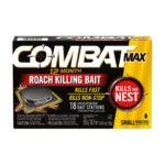 The Best Roach Killer Option: Combat Max 12 Month Roach Killing Bait