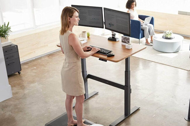 The Best Sit Stand Desk Options