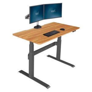 The Best Sit Stand Desk Option: Vari Electric Standing Desk 48 (2019 Model)