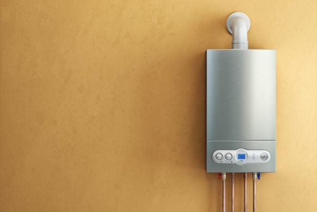 The Best Tankless Water Heater Option