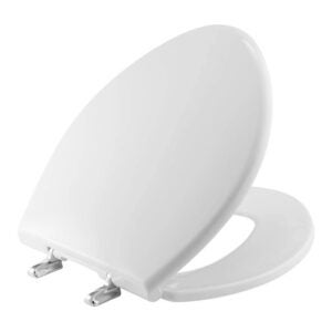 The Best Toilet Seat Option: BEMIS 1000CPT Paramount Heavy Duty Toilet Seat
