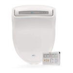 The Best Toilet Seat Option: BioBidet Supreme BB-1000W Elongated Toilet Seat