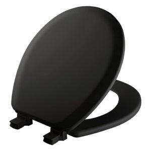 The Best Toilet Seat Option: Mayfair 841EC 047 Enameled Wood Toilet Seat