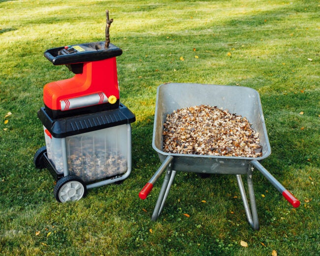 The Best Wood Chipper Options