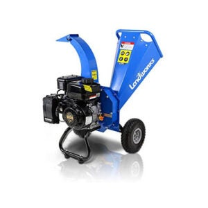 The Best Wood Chipper Option: Landworks Wood Chipper Shredder 7 HP