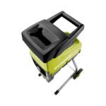 The Best Wood Chipper Option: Sun Joe CJ603E 15-Amp Electric Wood Chipper