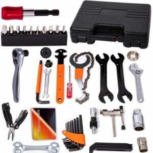 The Best Home Tool Kit Option: YBEKI Bike Repair Tool Kit