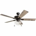 """The Best Outdoor Ceiling Fan Option: Prominence Home Abner Vintage Outdoor Ceiling Fan 52"""""""