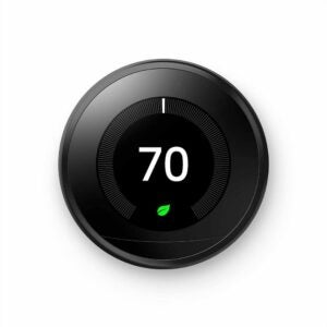 The Best Smart Thermostat Options: Google Nest Learning Thermostat