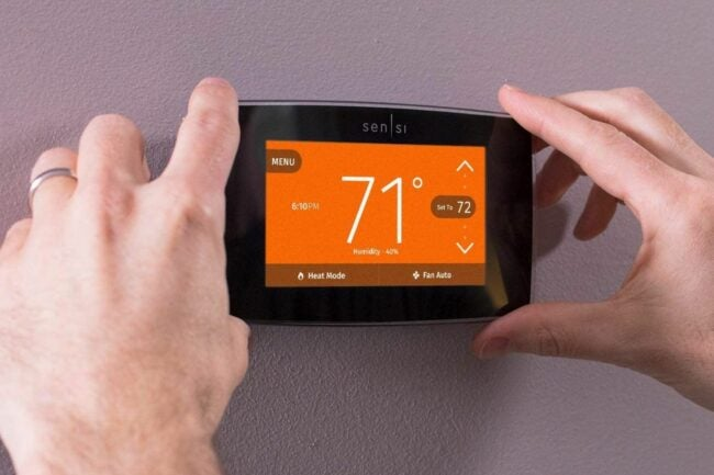 The Best Smart Thermostat Option