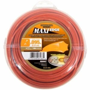 The Best Weed Eater String Option: Arnold Maxi Edge .095-Inch x 100-Foot Commercial