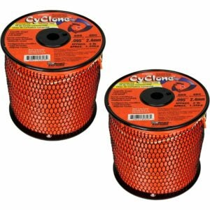 """The Best Weed Eater String Option: Cyclone Desert Extrusion CY095S3 .095"""" x 855'"""