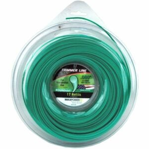 The Best Weed Eater String Option: Maxpower 333180 Residential Grade Round .080-Inch