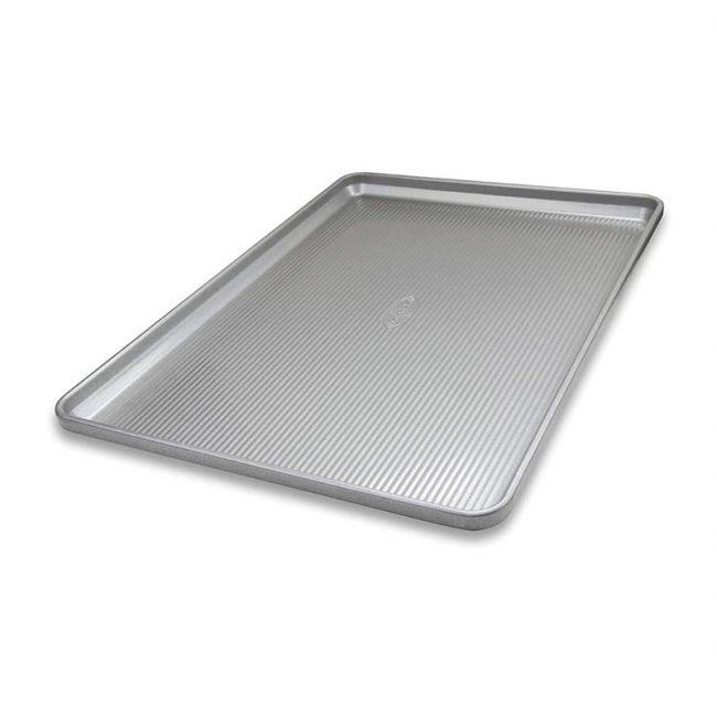 The Best Baking Sheet Option: USA Pan Bakeware Half Sheet Pan