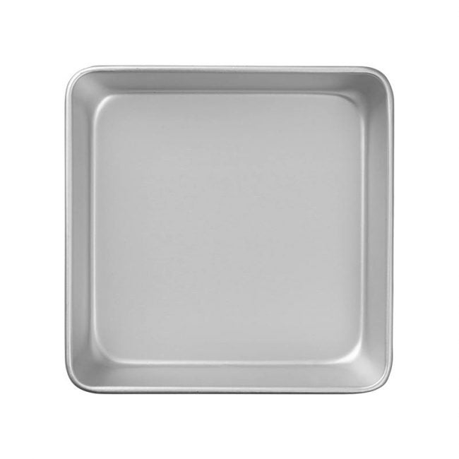 最好的布朗尼锅选择:威尔顿性能铝方形蛋糕和布朗尼锅