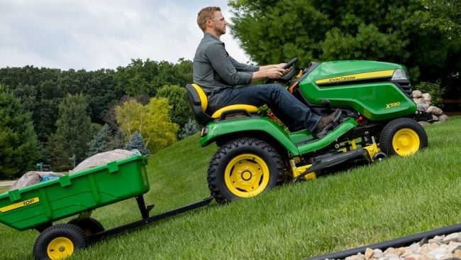 Zero Turn vs. Lawn Tractor: Slope Mowing