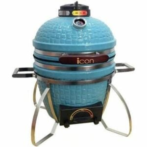 The Best Egg Grill Smoker Option: VISION Grills Ceramic Kamado Compact