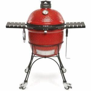 The Best Egg Grill Smoker Option: Kamado Joe Classic II Charcoal Grill