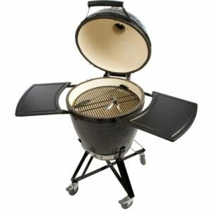 The Best Egg Grill Smoker Option: Primo Grills and Smokers 773 Kamado Round Grill
