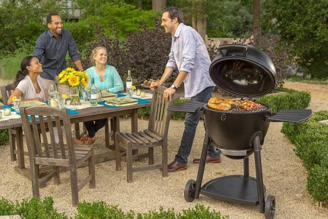 The Best Egg Grill Smoker Option