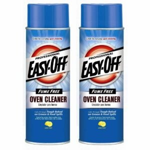 The Best Oven Cleaner Option: Easy-Off Professional Fume Free Max Oven Cleaner