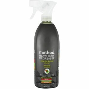The Best Oven Cleaner Option: Method, Spray Kitchen Degreaser, 28 Ounce