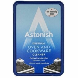 The Best Oven Cleaner Option: Stax Astonish Oven & Cookware Cleaner Paste