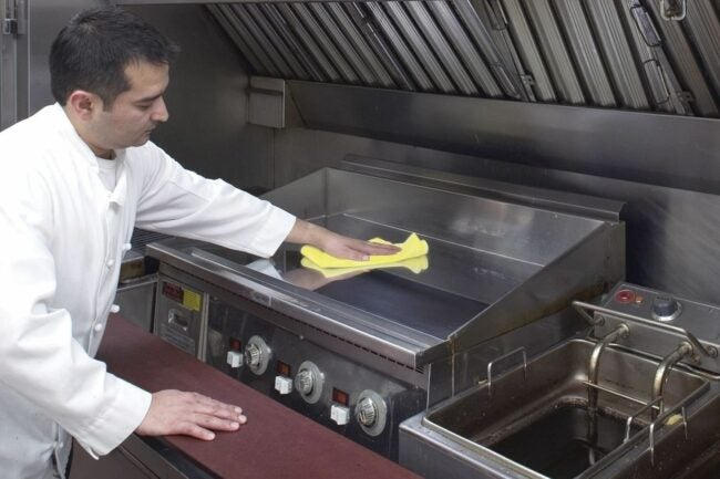 The Best Oven Cleaner Option