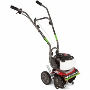 The Best Extension Cord Option: EARTHQUAKE 12802 Mini Cultivator