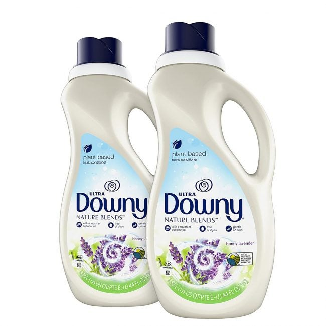 Best Fabric Softener Options: Downy Nature Blends Fabric Conditioner