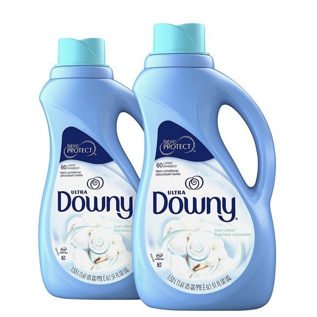 Best Fabric Softener Options: Downy Ultra Cool Cotton Liquid Fabric Conditioner