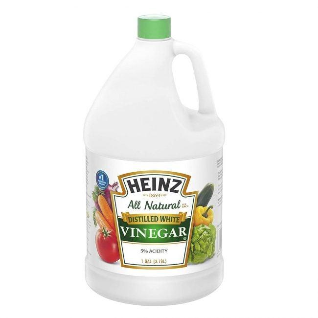 Best Fabric Softener Options: Heinz White Vinegar